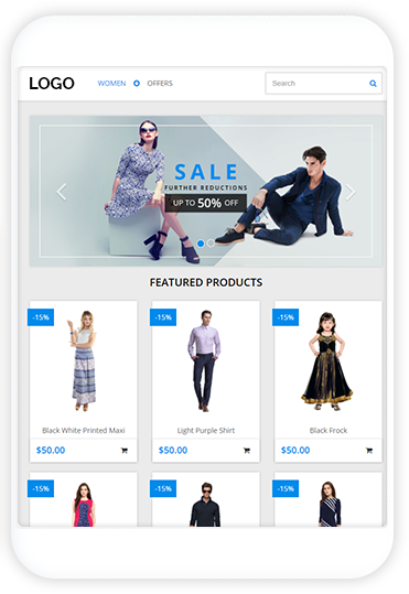 how to create online store in india